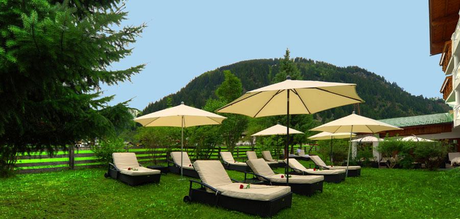 Alpenhotel Kindl, Neustift, Austria - Garden loungers.jpg